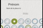 Cercles professionnels Étiquettes à codage couleur - gabarit prédéfini. <br/>Utilisez notre logiciel Avery Design & Print Online pour personnaliser facilement la conception.
