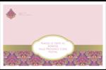 Baume à lèvres cachemire pourpre Étiquettes d'adresse - gabarit prédéfini. <br/>Utilisez notre logiciel Avery Design & Print Online pour personnaliser facilement la conception.