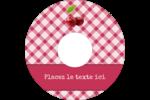 Confiture Étiquettes de classement - gabarit prédéfini. <br/>Utilisez notre logiciel Avery Design & Print Online pour personnaliser facilement la conception.