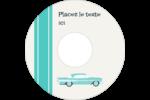 Voiture rétro Étiquettes de classement - gabarit prédéfini. <br/>Utilisez notre logiciel Avery Design & Print Online pour personnaliser facilement la conception.