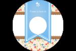 Baume à lèvres campagne Étiquettes de classement - gabarit prédéfini. <br/>Utilisez notre logiciel Avery Design & Print Online pour personnaliser facilement la conception.