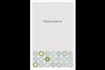 Cercles professionnels Reliures - gabarit prédéfini. <br/>Utilisez notre logiciel Avery Design & Print Online pour personnaliser facilement la conception.