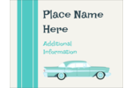 Infuse extra fun into projects with customizable pre-designed Retro Auto templates.
