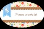 Baume à lèvres campagne Étiquettes carrées - gabarit prédéfini. <br/>Utilisez notre logiciel Avery Design & Print Online pour personnaliser facilement la conception.