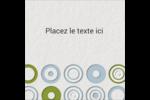 Cercles professionnels Étiquettes carrées - gabarit prédéfini. <br/>Utilisez notre logiciel Avery Design & Print Online pour personnaliser facilement la conception.
