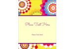 Customize personal and business projects with pre-designed Lip Balm Kaleidoscope templates.