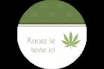 Marie-Jeanne Étiquettes rondes - gabarit prédéfini. <br/>Utilisez notre logiciel Avery Design & Print Online pour personnaliser facilement la conception.