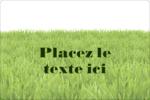 Aménagement paysager  Étiquettes rectangulaires - gabarit prédéfini. <br/>Utilisez notre logiciel Avery Design & Print Online pour personnaliser facilement la conception.
