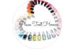 Easily customize projects with pre-designed Nail Polish Heart templates.