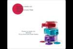 Flacons de vernis Étiquettes D'Adresse - gabarit prédéfini. <br/>Utilisez notre logiciel Avery Design & Print Online pour personnaliser facilement la conception.