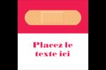Pansement Étiquettes enveloppantes - gabarit prédéfini. <br/>Utilisez notre logiciel Avery Design & Print Online pour personnaliser facilement la conception.