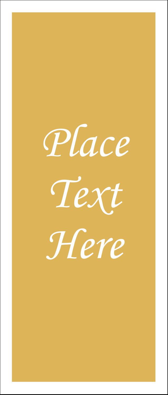 "1¾"" x 5½"" Printable Tickets - Moroccan Tile Salmon"