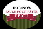 Sauce italienne épicée Étiquettes ovales - gabarit prédéfini. <br/>Utilisez notre logiciel Avery Design & Print Online pour personnaliser facilement la conception.