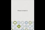 Cercles professionnels Carte Postale - gabarit prédéfini. <br/>Utilisez notre logiciel Avery Design & Print Online pour personnaliser facilement la conception.