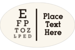 Customize a variety of business projects with pre-designed Optometrist Eye Chart templates.