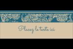 Baume à lèvres cachemire Affichette - gabarit prédéfini. <br/>Utilisez notre logiciel Avery Design & Print Online pour personnaliser facilement la conception.