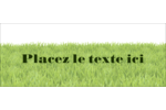Aménagement paysager  Affichette - gabarit prédéfini. <br/>Utilisez notre logiciel Avery Design & Print Online pour personnaliser facilement la conception.