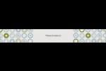 Cercles professionnels Étiquettes ovales - gabarit prédéfini. <br/>Utilisez notre logiciel Avery Design & Print Online pour personnaliser facilement la conception.