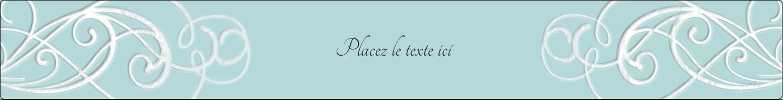 """1½"""" x 2½"""" Étiquettes ovales - Typographie élégante"""