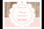Dentelle sur bois Badges - gabarit prédéfini. <br/>Utilisez notre logiciel Avery Design & Print Online pour personnaliser facilement la conception.