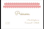 Triangles modernes pour typographie Étiquettes à codage couleur - gabarit prédéfini. <br/>Utilisez notre logiciel Avery Design & Print Online pour personnaliser facilement la conception.