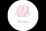 Baume à lèvres Étiquettes arrondies - gabarit prédéfini. <br/>Utilisez notre logiciel Avery Design & Print Online pour personnaliser facilement la conception.