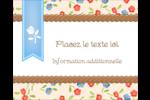 Baume à lèvres campagne Étiquettes rondes gaufrées - gabarit prédéfini. <br/>Utilisez notre logiciel Avery Design & Print Online pour personnaliser facilement la conception.