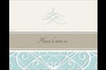 Typographie élégante Étiquettes rondes gaufrées - gabarit prédéfini. <br/>Utilisez notre logiciel Avery Design & Print Online pour personnaliser facilement la conception.