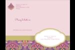 Baume à lèvres cachemire pourpre Carte Postale - gabarit prédéfini. <br/>Utilisez notre logiciel Avery Design & Print Online pour personnaliser facilement la conception.
