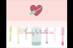 Vernis à ongles Étiquettes rondes gaufrées - gabarit prédéfini. <br/>Utilisez notre logiciel Avery Design & Print Online pour personnaliser facilement la conception.
