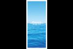 Ciel-océan Cartes Pour Le Bureau - gabarit prédéfini. <br/>Utilisez notre logiciel Avery Design & Print Online pour personnaliser facilement la conception.