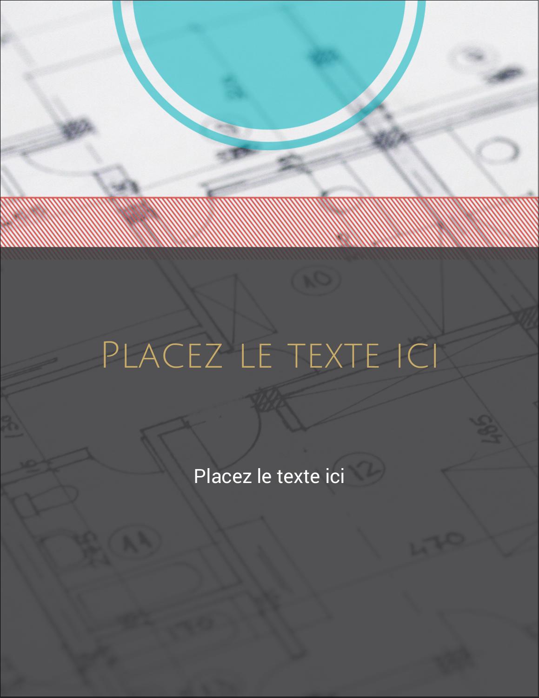 "5½"" x 4¼"" Carte Postale - Architecture"