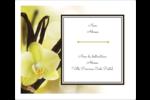 Fleur de vanille Étiquettes d'expédition - gabarit prédéfini. <br/>Utilisez notre logiciel Avery Design & Print Online pour personnaliser facilement la conception.