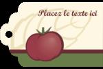Tomate italienne Étiquettes imprimables - gabarit prédéfini. <br/>Utilisez notre logiciel Avery Design & Print Online pour personnaliser facilement la conception.