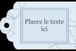Sphères modernes pour typographie Étiquettes imprimables - gabarit prédéfini. <br/>Utilisez notre logiciel Avery Design & Print Online pour personnaliser facilement la conception.