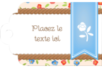 Baume à lèvres campagne Étiquettes imprimables - gabarit prédéfini. <br/>Utilisez notre logiciel Avery Design & Print Online pour personnaliser facilement la conception.