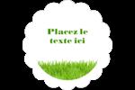 Aménagement paysager  Étiquettes D'Adresse - gabarit prédéfini. <br/>Utilisez notre logiciel Avery Design & Print Online pour personnaliser facilement la conception.