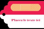 Pansement Étiquettes imprimables - gabarit prédéfini. <br/>Utilisez notre logiciel Avery Design & Print Online pour personnaliser facilement la conception.