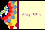 Baume à lèvres kaléidoscope Étiquettes imprimables - gabarit prédéfini. <br/>Utilisez notre logiciel Avery Design & Print Online pour personnaliser facilement la conception.