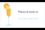 Mimosa Carte d'affaire - gabarit prédéfini. <br/>Utilisez notre logiciel Avery Design & Print Online pour personnaliser facilement la conception.