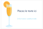 Mimosa Étiquettes à codage couleur - gabarit prédéfini. <br/>Utilisez notre logiciel Avery Design & Print Online pour personnaliser facilement la conception.