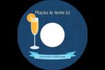 Mimosa Étiquettes de classement - gabarit prédéfini. <br/>Utilisez notre logiciel Avery Design & Print Online pour personnaliser facilement la conception.