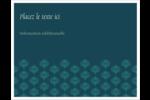 Plume de paon Cartes Et Articles D'Artisanat Imprimables - gabarit prédéfini. <br/>Utilisez notre logiciel Avery Design & Print Online pour personnaliser facilement la conception.