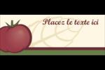 Tomate italienne Affichette - gabarit prédéfini. <br/>Utilisez notre logiciel Avery Design & Print Online pour personnaliser facilement la conception.