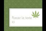 Marie-Jeanne Étiquettes rondes gaufrées - gabarit prédéfini. <br/>Utilisez notre logiciel Avery Design & Print Online pour personnaliser facilement la conception.