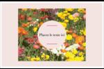 Prairie fleurie Cartes Et Articles D'Artisanat Imprimables - gabarit prédéfini. <br/>Utilisez notre logiciel Avery Design & Print Online pour personnaliser facilement la conception.