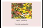 Prairie fleurie Étiquettes à codage couleur - gabarit prédéfini. <br/>Utilisez notre logiciel Avery Design & Print Online pour personnaliser facilement la conception.