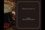 Tasse de café Étiquettes rondes gaufrées - gabarit prédéfini. <br/>Utilisez notre logiciel Avery Design & Print Online pour personnaliser facilement la conception.