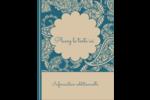 Baume à lèvres cachemire Carte Postale - gabarit prédéfini. <br/>Utilisez notre logiciel Avery Design & Print Online pour personnaliser facilement la conception.