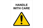 Add a message of caution to projects with pre-designed Industrial Exclamation templates.